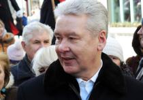 Собянин: «В планах на ближайшие годы строительство метро, развязок на МКАД и снос пятиэтажек»