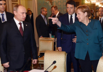 Путин в Милане: «Что-то яростно объяснял Порошенко, Меркель сидела с поджатыми губами»