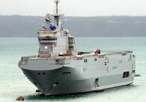 Почему «Мистраль» непригоден для российского флота