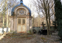 «Ни печали, ни воздыхания...» <br> Часовня на православном кладбище Висбадена ждет реставрации