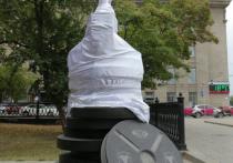 Буренка с торговой площади ищет соратников на площади Ленина
