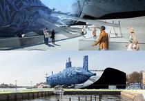 В Москве может появиться музей, расположенный в настоящей подводной лодке