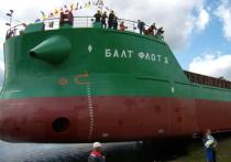 Навашинские корабелы спустили на воду очередной танкер