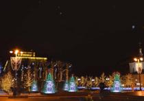 Концепция новогодних праздников в Москве: лес на Манженой площади и ретро-авто в Кремле