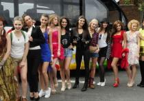 В Нижнем Новогороде прошли съемки фильма с участницами конкурса красоты
