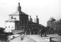 В Астрахани на месте магазина «Современник» стояла церковь