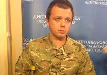 Командир батальона «Донбасс» Семенченко показал лицо. Эффект неожиданный