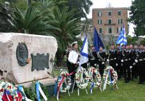 Памятники русским героям в Греции