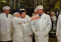 Компания «Ополье» запустила новую линию производства молока и кефира