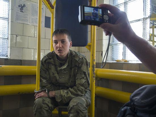 Киев пытается найти для летчицы Савченко