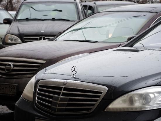 Автомобилисты смогут постоять у парка «Сокольники» только за деньги