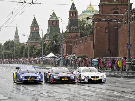 «Формула-1» стартует от стен Кремля