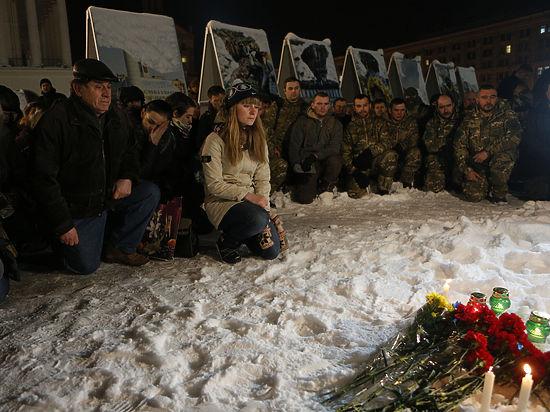 Разведка ФРГ: в ходе конфликта на Украине погибли 50 тыс человек