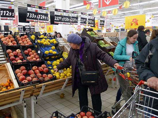 По сравнению с декабрем 2013 года инфляция уже составила 20%