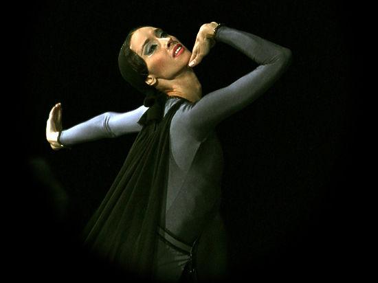 Мария Аллаш: «Я не крещусь на каждую кулису»