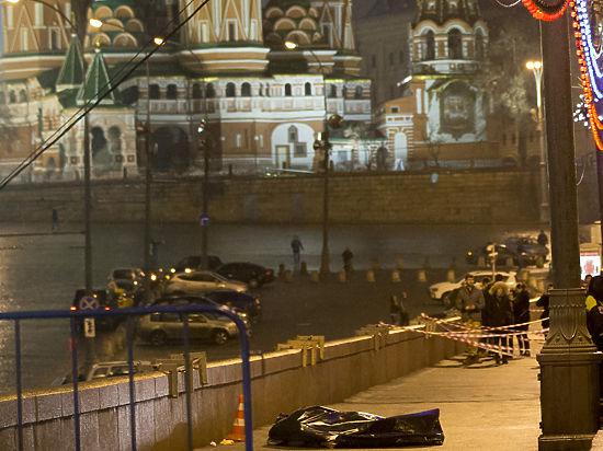 Убийство Немцова: Сыщики ищут сожженные машины