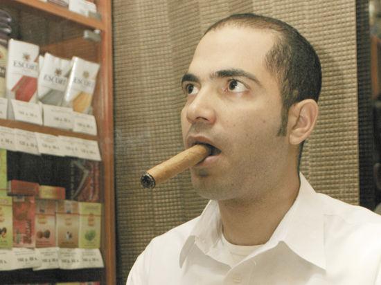 Вместе с сигаретами из российских ресторанов исчезает и курительная экзотика