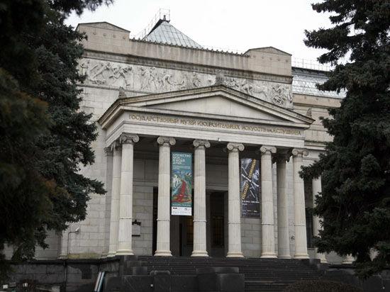 Санкции не нарушат планы Пушкинского музея