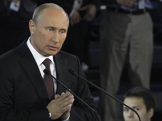 Окно в мир Путина: попытка подглядывания