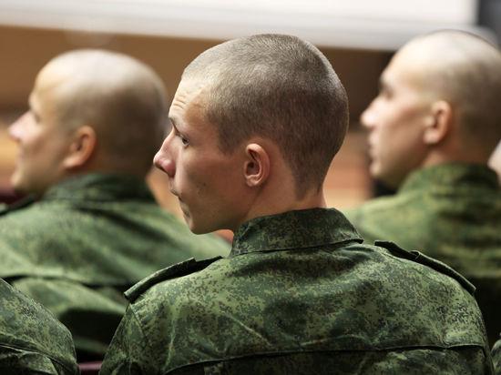 В армию осталось призвать 30 процентов срочников