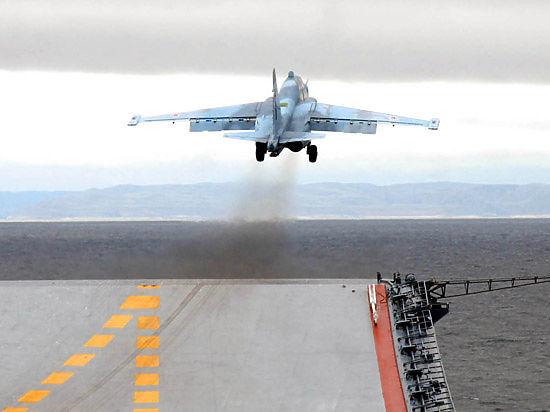 Русский самолет напугал Карлсона