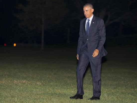 Источающий некомптентность: среди американцев множатся сомнения в адекватности Обамы