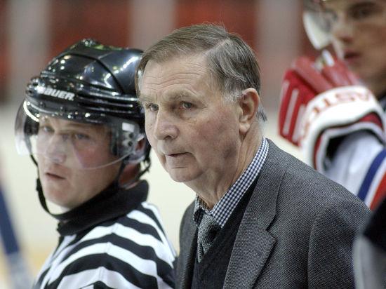 У легендарного хоккейного тренера Виктора Тихонова ухудшилось здоровье