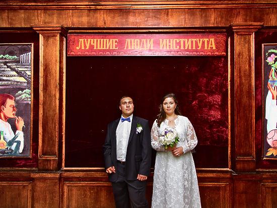 Студенческие браки резко теряют популярность
