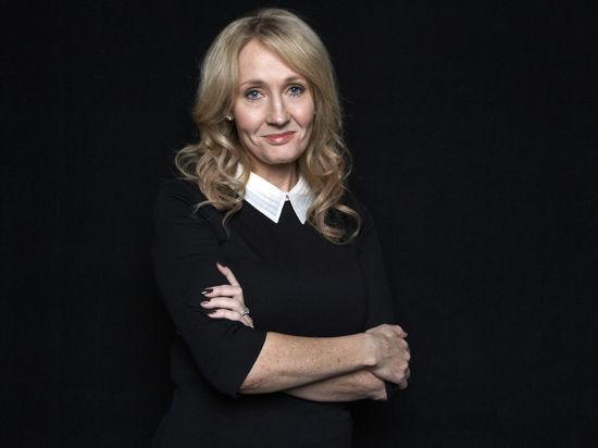 Джоан Роулинг написала новый рассказ о седом Гарри Поттере