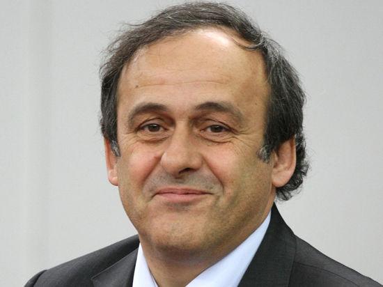 Президент УЕФА Платини: «Мы не можем лишить Россию права проведения ЧМ-2018 из-за Крыма»