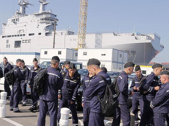 СМИ: Российские моряки вернутся за