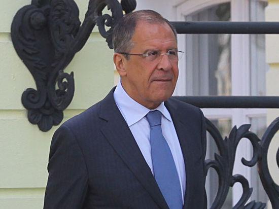 Сергей Лавров о перемирии на Украине: «Лучше поздно, чем никогда»