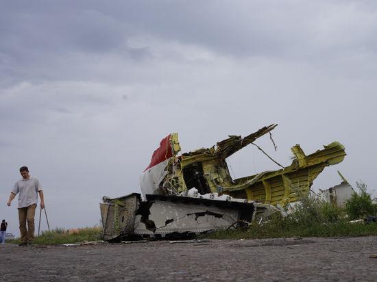 Замглавы администрации Порошенко: На месте крушения