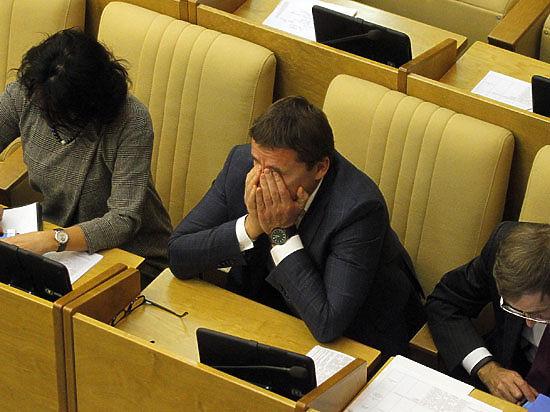Сероводородная атака на Москву: депутаты надышались тухлыми яйцами
