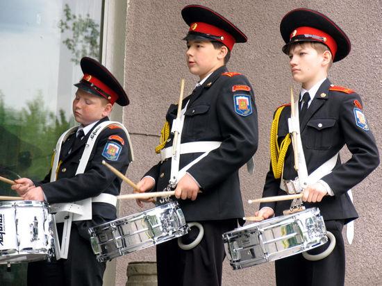 В президентском кадетском училище поставят памятник Суворову