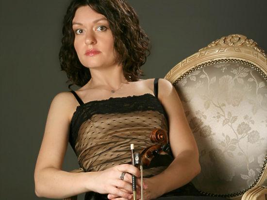Во Владимире выступит всемирно известная скрипачка