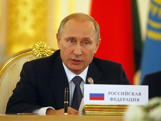 Путин: Экстренных мер не надо, войны между Россией и Украиной ждать не стоит