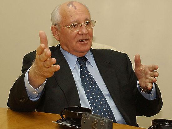 Горбачев о политике США: