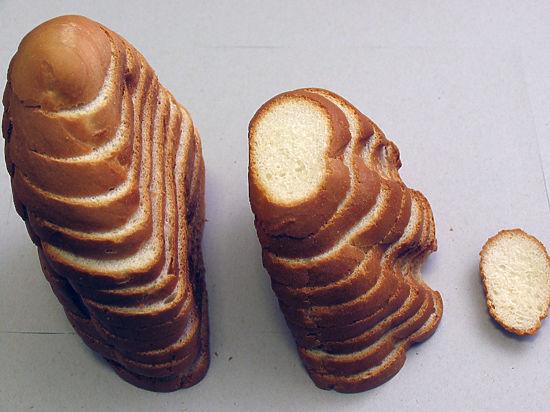 Количество жителей в Донецке определяют по выпечке хлеба