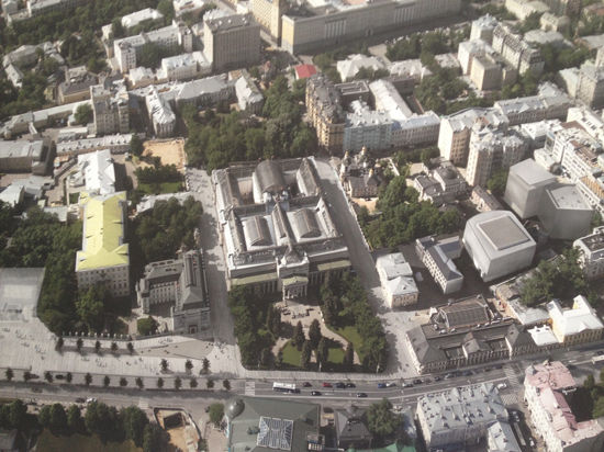 Пушкинский музей перестроят без сносов