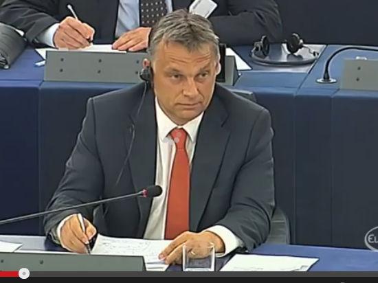 Премьер-министр Венгрии Орбан призвал дать автономию украинским венграм