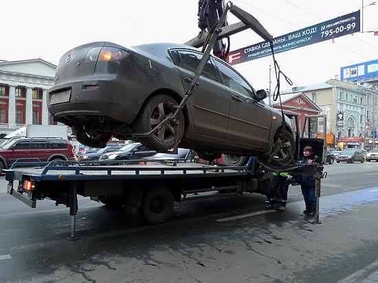 Чиновники пожадничали на компенсации водителям при эвакуации авто