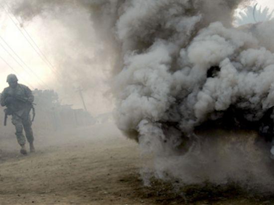 Впервые со времён Второй мировой США модернизируют дымовые гранаты
