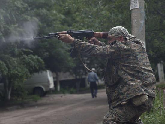 Ополченцы взяли аэропорт Донецка