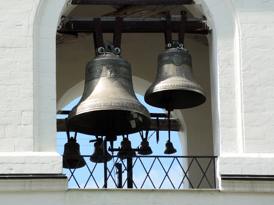 Об урагане предупредят колокола