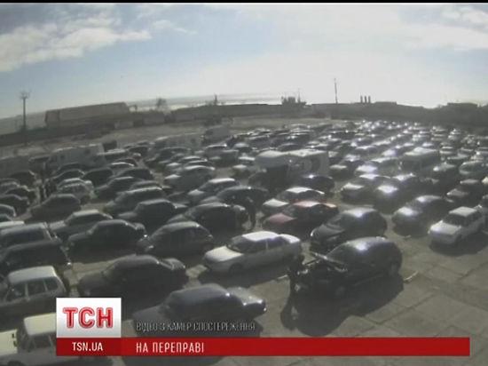 Неделя в Крыму