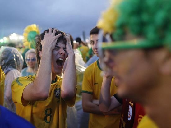 Беспорядки в Бразилии: пострадавших нет, но есть задержанные