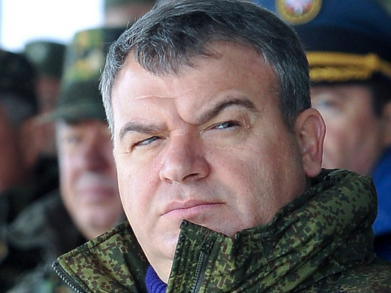 Допрос Анатолия Сердюкова перенесли на новый год