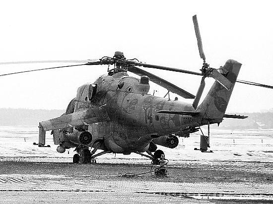 Азербайджан, сбив армянский вертолет МИ-24, закрыл небо над Нагорным Карабахом