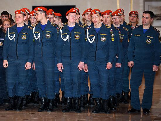 Вузы МЧС начали готовить специалистов для МВД и ФСБ